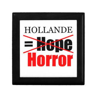 Hollandeのない希望=恐怖!!!!!!!!!!! ギフトボックス