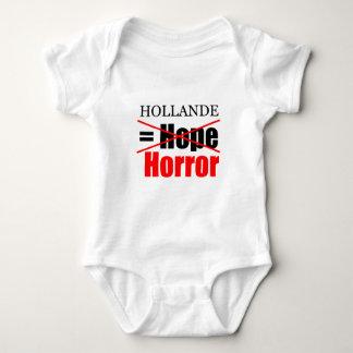 Hollandeのない希望=恐怖-ベビーのボディスーツ1 ベビーボディスーツ