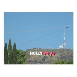 Hollyweird ポストカード