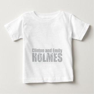 Holmesの家族会のTシャツ ベビーTシャツ