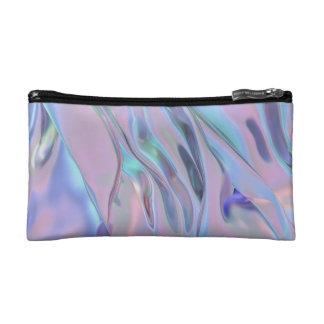 Holoの虹色のトリップ(幻覚体験)のようななゲルの化粧品のバッグ コスメティックバッグ