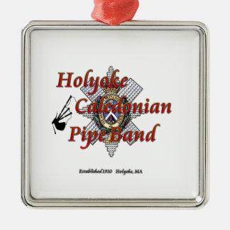 HolyokeのCaledonian管バンド メタルオーナメント