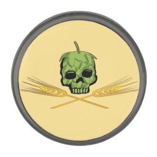 Homebrewの海賊 ガンメタル ラペルピン
