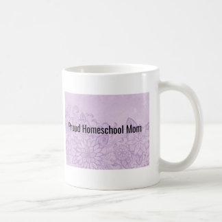 Homeschoolのお母さんのマグ コーヒーマグカップ