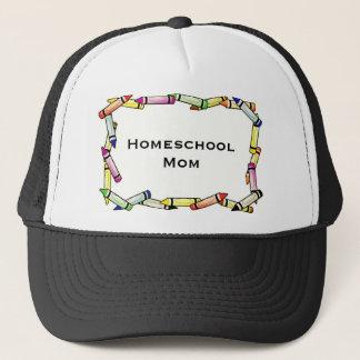 Homeschoolのお母さん キャップ