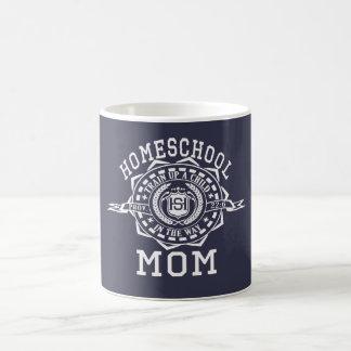 Homeschoolのお母さん コーヒーマグカップ