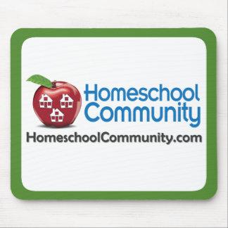 Homeschoolのコミュニティマウスパッド マウスパッド