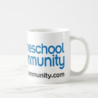 Homeschoolのコミュニティマグ コーヒーマグカップ