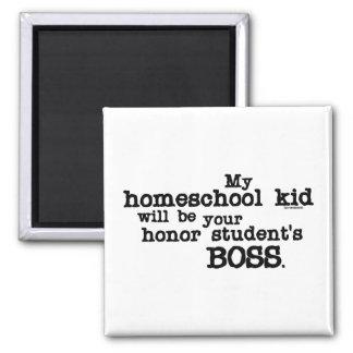 Homeschoolのボス マグネット