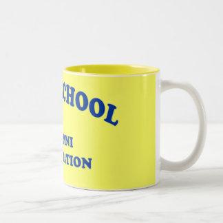 Homeschoolの卒業生 ツートーンマグカップ