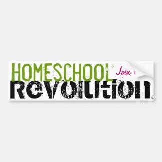 Homeschoolの改革-私達を結合して下さい! バンパーステッカー