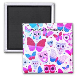 Homeschoolの磁石 マグネット