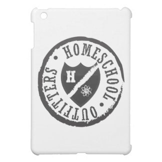 Homeschoolの装身具商のロゴ iPad Miniケース