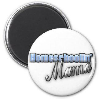 Homeschoolinのママ マグネット