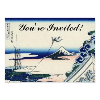 Honganjiの寺院からの日本のなヴィンテージの芸術富士 カード