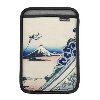 Honganjiの寺院からの日本のなヴィンテージの芸術富士 iPad Miniスリーブ