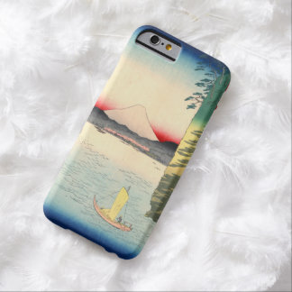 Honmoku 1858年からの富士山 barely there iPhone 6 ケース