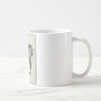 Honore Daumier著エマニュエルArago コーヒーマグカップ