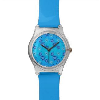 Honuの3匹の青いカメ 腕時計