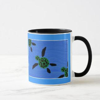 Honu (ウミガメ)のマグ マグカップ