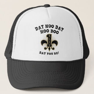 Hoo Dat Hoo Doo キャップ