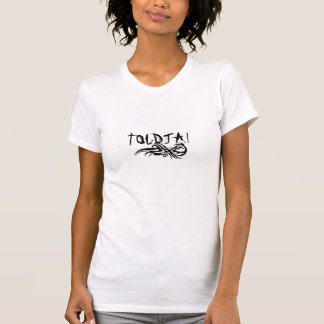 HoodooのゲージのToldjaのワイシャツ Tシャツ