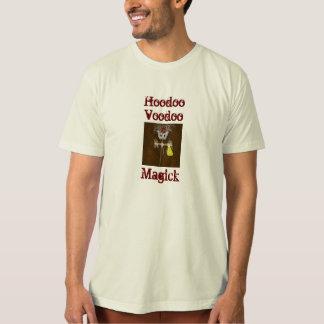 Hoodooのブードゥーのマジック Tシャツ