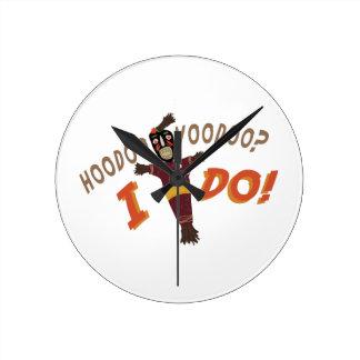 Hoodooブードゥー ラウンド壁時計