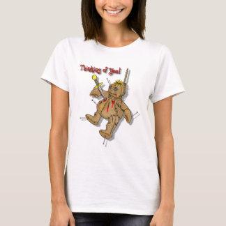 Hoodoo愛BabydollT Tシャツ