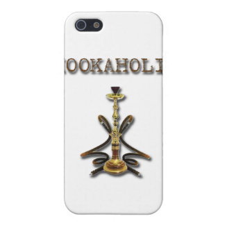 HOOKAHOLICの茶色 iPhone 5 CASE