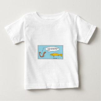 Hooked.jpg ベビーTシャツ
