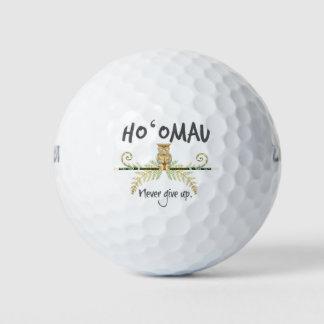 Ho'Omau Tiki ゴルフボール