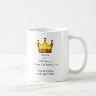 Hooray王子のためにジョージ コーヒーマグカップ