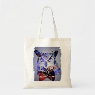 Hoot |博士の時間旅行の銀河系の警察のフクロウ トートバッグ