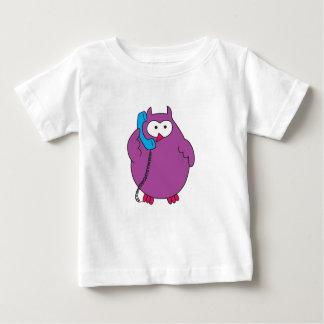 Hootie呼出し ベビーTシャツ