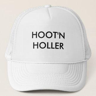 HOOT'Nの叫び キャップ