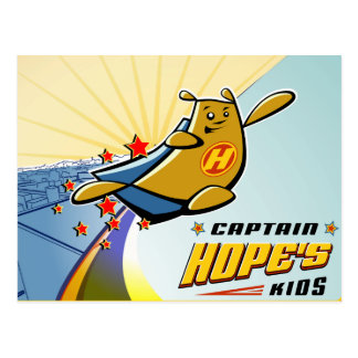 Hope Cityscape大尉 ポストカード