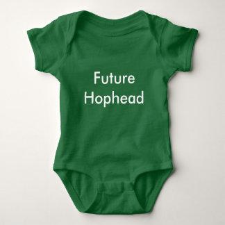 Hopheadの未来のベビー ベビーボディスーツ