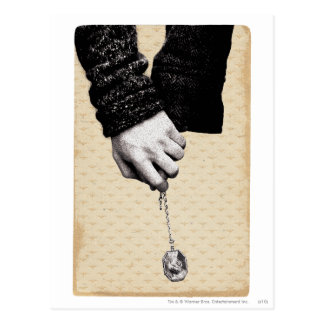 Horcruxのハリー・ポッターシリーズの綴り|の把握手 ポストカード
