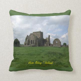 Horeの大修道院のアイルランド人のアイルランドの枕 クッション