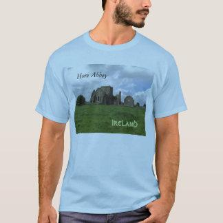 Horeの大修道院のアイルランド人のアイルランドのTシャツ Tシャツ