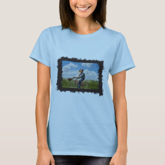 Horizontal Photo Grunge Frame Create Your Own Tシャツ