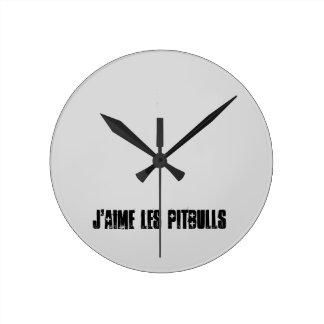 Horloge ラウンド壁時計