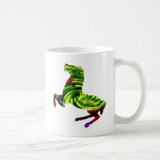Horse2 コーヒーマグカップ