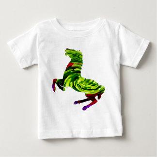 Horse2 ベビーTシャツ