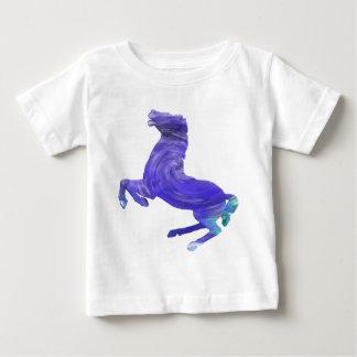 Horse4 ベビーTシャツ
