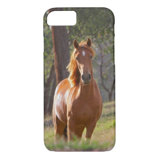 Horse In The Woods iPhone 8/7ケース
