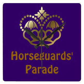Horseguardsパレード スクエア壁時計