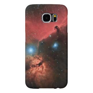 Horseheadおよび炎の星雲 Samsung Galaxy S6 ケース