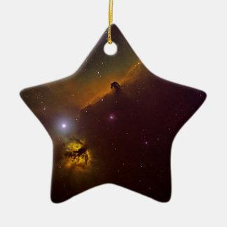 Horsheadの星雲 セラミックオーナメント